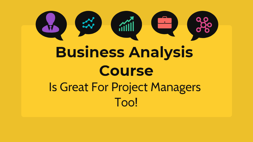 Business analysis course great for managers - online training master