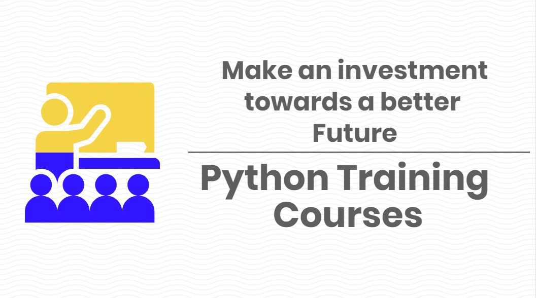 python training course - online training master
